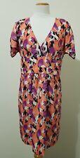 HI THERE from KAREN WALKER Floral Dress, Size 14
