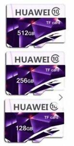 HUAWEI V10 microSDHC UHS-1 128GB 256GB 512GB incl. SD- und USB Adapter