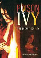 Poison Ivy 4: The Secret Society DVD NEW