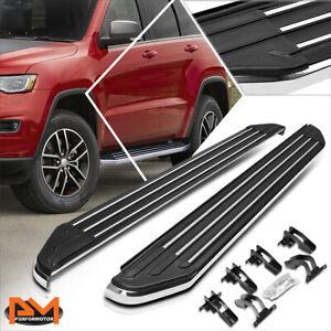 "For 11-19 Grand Cherokee/Durango Aluminum Side Step Nerf Bar 5.5"" Running Boards"