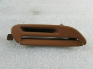 Ferrari California T, RH, Right Rear Seat Belt Trim Ring Used, P/N 86726300