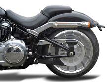 Satteltaschen Halter Harley Low Rider Deluxe 2018- Buffalo abnehmbar 180mm HD