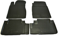 Rubber Car Floor Mats All Weather Fully Tailored fit Honda CR-V IV 2013-2016