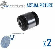 2 x NEW BLUE PRINT OUTER SUSPENSION ARM BUSH PAIR GENUINE OE QUALITY ADA108037