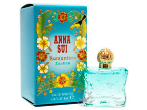 100% Authentic Perfume Mini~ Anna Sui Romantica 4ml Edt