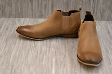 Kenneth Cole Reaction Guy Boot Chelsea Boot, Men's Size 9.5 - Tan