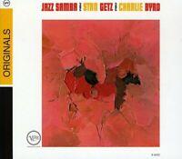 Stan Getz Charlie Byrd - Jazz Samba [CD]