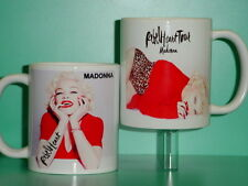 MADONNA - Rebel Heart Tour - with 2 Photos - Collectible GIFT Mug 07