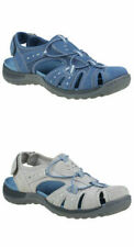 Earth Spirit Suede Sandals for Women