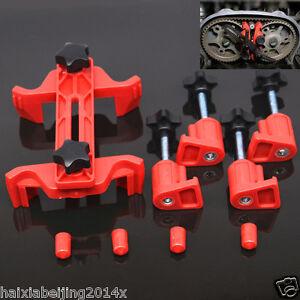 Car Plastic Engine Cam Timing Locking Fixed Master Camshaft Tool Kit Dual Cam
