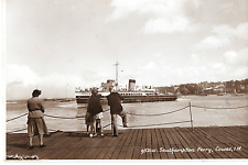 # 097 Southampton Ferry Cowes Very Good Condition Posted1952