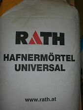 4,80€/Kg Ofenbaumörtel 2,5 kg Versetzmörtel Feuerungsmörtel Schamottemörtel  ker