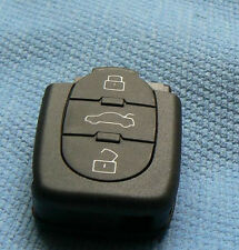 Audi A2 A3 A4 A6 A8  Key Case 2032 Battery 3 BUTTON