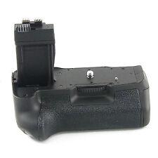 Impugnatura Battery Grip Professionale per Canon EOS 550D 600D BG-E8 + Slot AA