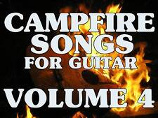 Campfire Songs For Guitar Volume 4 DVD Lessons CCR, Buddy Holly, ZZ Top & More!