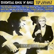 Essential RockNRoll Vol 1 LEGACY OF ARTISTS Johnny Cash, Roy Orbison - BRAND NEW