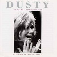 DUSTY SPRINGFIELD Dusty The Very Best Of CD BRAND NEW