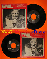 LP 45 7'' EMIL Poste de police garde de nuit Le donneur  swiss MOMENT cd mc dvd