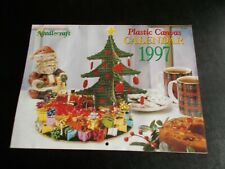 Plastic Canvas Calendar 1997 - the Needlecraft Shop ~ Many Pictures of Projects