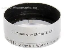 Leitz FOOKH LEICA 12505R Summaron-Elmar 3.5cm fit Lens Hood by LEITZ Wetzlar