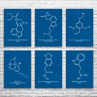 273557 Psychedelic Acid Lsd Acrylic Trippy PRINT GLOSSY POSTER DE