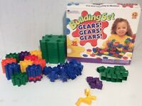 Learning Resources Building Toy Gears Snap Kids Educational Basic Set