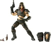 "GI Joe Classified Series Zartan 6"" Action Figure IN HAND NEW VHTF READY TO SHIP"