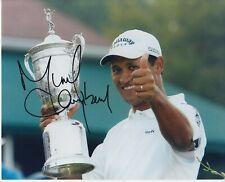 New listing Michael Campbell 2005 U S Open 8x10 Photo Signed w/ COA  Golf #1