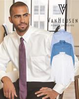 Van Heusen - Men's Ultimate Shirt Non-Iron Flex Collar Shirt - 13V0459