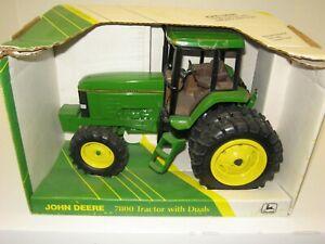1/16 JOHN DEERE 7800 MFWD COLLECTOR EDITION w/DUALS NIB free shipping
