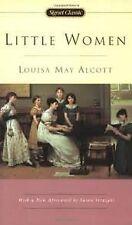 B004TQ13DE Little Women Publisher: Signet Classics