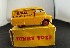 Dinky Toys GB 480 Bedford KODAK van en boite