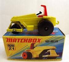 Matchbox Superfast  new #21 Rod Roller en boite/inbox