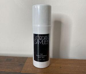 JORDAN SAMUEL The Performance Eye Gel  30ml ~ Brand New & Sealed ~