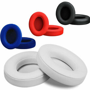 2x cuscinetti ricambio padiglioni auricolari cuffie Dr. Beats Studio 2 Wireless
