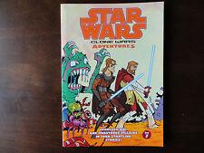 Star Wars - Clone Wars Adventures: v. 7 .Graphic Novel. Titan Books