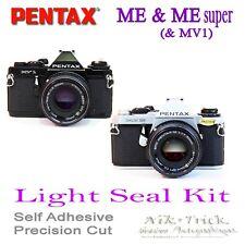 Pentax ME & ME Super & MV1 ~  ~ Replacement Light Seal Kit ~ Precision Laser Cut