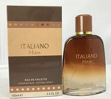 SAFFRON LONDON ITALIANO MAN EAU DE TOILETTE PERFUME SPRAY FOR MEN BOYS HIM100ML