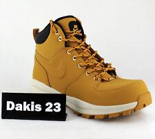 Nike Sportswear Manoa Haystack Velvet Brown Leather BOOTS Men 8.5