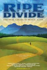 RIDE THE DIVIDE Movie POSTER 11x17