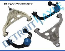 4pc Front Upper & Lower Control Arm Ball Joint 2005 2006 2007 2008 Ford F-150