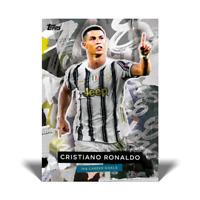 Topps Cristiano Ronaldo - 768 Career Goals - Topps Now  IN STOCK FREE UK POST