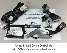 Autostrada Cruise Control Kit - Toyota Hiace With Pet & Diesel 2006 + E-Cruise T