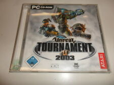 PC  Unreal Tournament 2003