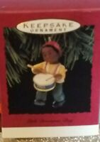 Hallmark 'Little Drummer Boy' 1993 Adorable Ornament
