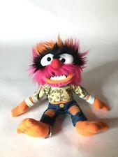 "Disney Muppets ANIMAL 11"" Plush STUFFED ANIMAL Toy"