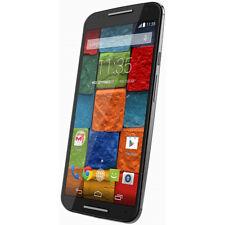 """Motorola Moto x 2nd Gen Xt1092 16gb Pelle Nero (sbloccato) GSM Smartphone 5 2"""""""