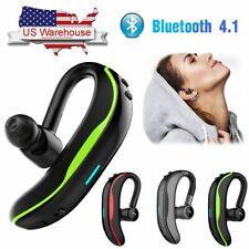Wireless Bluetooth Headset Earpiece Earphone for iPhone Xs Xr X 8 11 Pro Max Lg