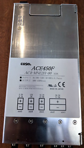 COSEL ACE450F SWITCHING MODULAR POWER SUPPLY AC4-MNE2H-00 100-240V   400/450Wmax