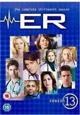 ER E.R The Complete Series 13 E R Thirteenth Season 13